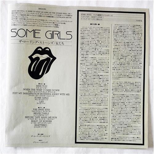 Картинка  Виниловые пластинки  The Rolling Stones – Some Girls / ESS-81050 в  Vinyl Play магазин LP и CD   07592 4