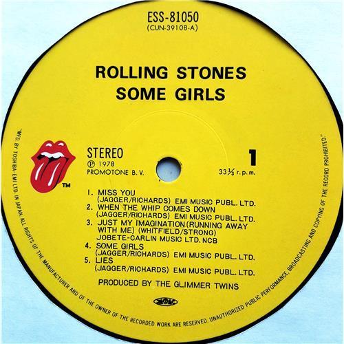 Картинка  Виниловые пластинки  The Rolling Stones – Some Girls / ESS-81050 в  Vinyl Play магазин LP и CD   07592 6