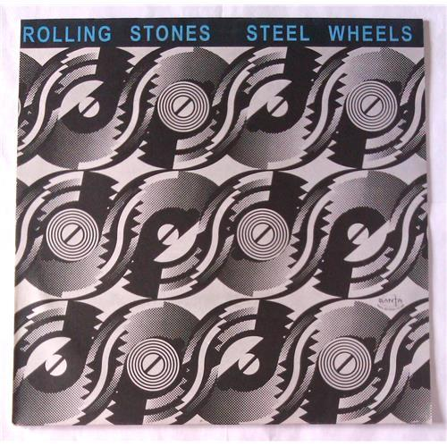 Виниловые пластинки  The Rolling Stones – Steel Wheels / П93 00563-4 / M (С хранения) в Vinyl Play магазин LP и CD  06841