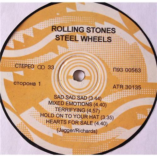 Картинка  Виниловые пластинки  The Rolling Stones – Steel Wheels / П93 00563-4 / M (С хранения) в  Vinyl Play магазин LP и CD   06841 2