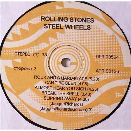 Картинка  Виниловые пластинки  The Rolling Stones – Steel Wheels / П93 00563-4 / M (С хранения) в  Vinyl Play магазин LP и CD   06841 3
