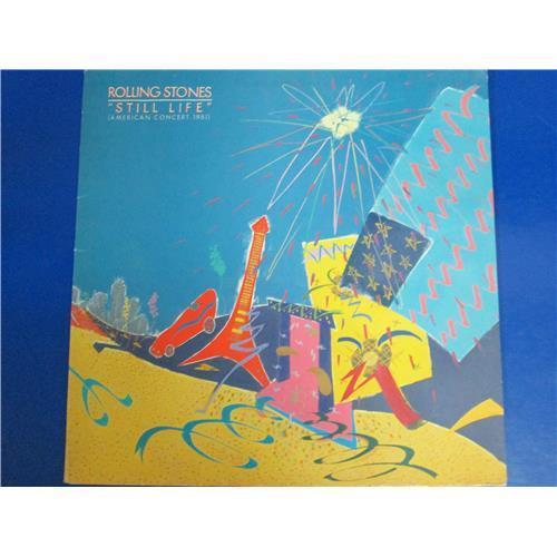 Виниловые пластинки  The Rolling Stones – Still Life (American Concert 1981) / 1A 064-64804 в Vinyl Play магазин LP и CD  01588