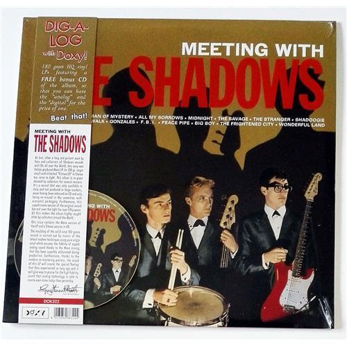 Виниловые пластинки  The Shadows – Meeting With The Shadows / LTD / Numbered / DOK322 / Sealed в Vinyl Play магазин LP и CD  09293