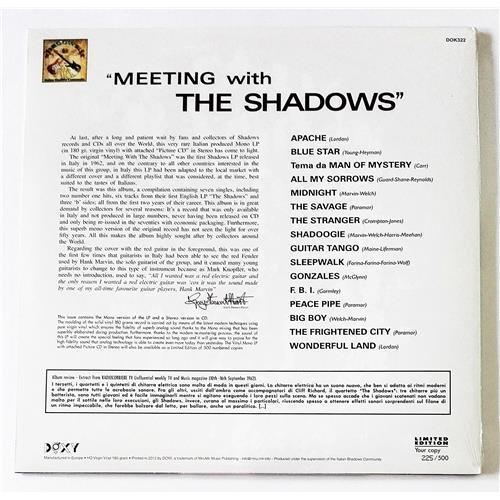 Картинка  Виниловые пластинки  The Shadows – Meeting With The Shadows / LTD / Numbered / DOK322 / Sealed в  Vinyl Play магазин LP и CD   09293 1