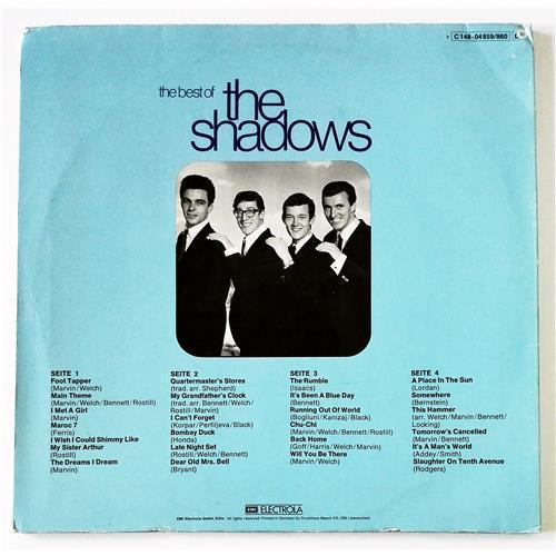 Картинка  Виниловые пластинки  The Shadows – The Best Of The Shadows / 1 C 148-04 859/860 в  Vinyl Play магазин LP и CD   09292 2