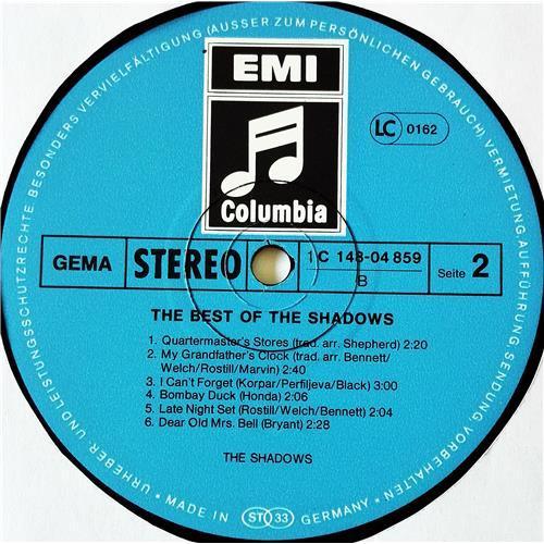 Картинка  Виниловые пластинки  The Shadows – The Best Of The Shadows / 1 C 148-04 859/860 в  Vinyl Play магазин LP и CD   09292 4