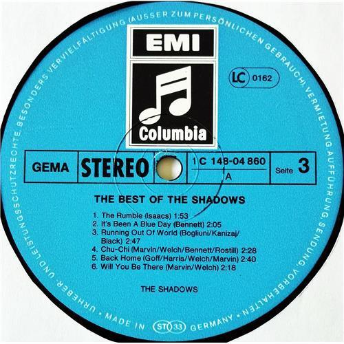 Картинка  Виниловые пластинки  The Shadows – The Best Of The Shadows / 1 C 148-04 859/860 в  Vinyl Play магазин LP и CD   09292 5