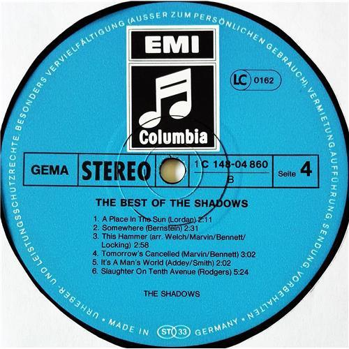 Картинка  Виниловые пластинки  The Shadows – The Best Of The Shadows / 1 C 148-04 859/860 в  Vinyl Play магазин LP и CD   09292 6