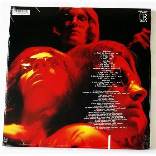 Картинка  Виниловые пластинки  The Stooges – Fun House / 8122-73238-1 / Sealed в  Vinyl Play магазин LP и CD   09214 1