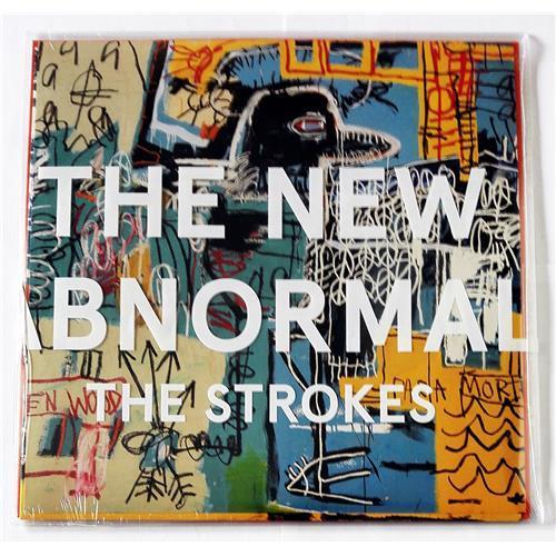Виниловые пластинки  The Strokes – The New Abnormal / LTD / 19439-70588-1 / Sealed в Vinyl Play магазин LP и CD  09106
