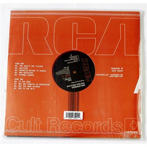 Картинка  Виниловые пластинки  The Strokes – The New Abnormal / LTD / 19439-70588-1 / Sealed в  Vinyl Play магазин LP и CD   09106 1