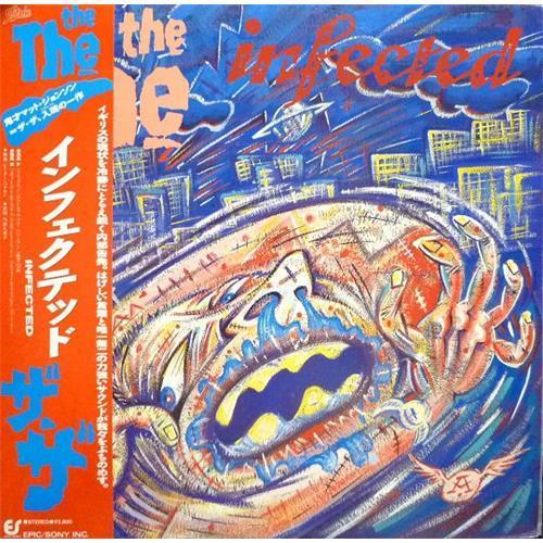 Виниловые пластинки  The The – Infected / 28·3P-788 в Vinyl Play магазин LP и CD  02033