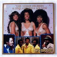 The Three Degrees & The Philadelphia Sounds – The Three Degrees & Philadelphia Sounds / ECPO-29-PH