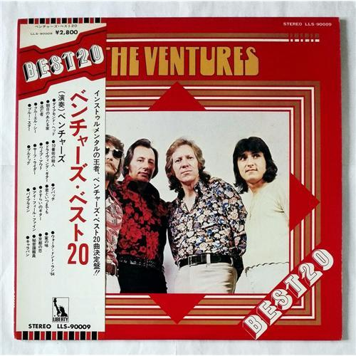 Виниловые пластинки  The Ventures – Best 20 / LLS-90009 в Vinyl Play магазин LP и CD  07365