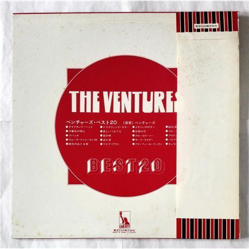 Картинка  Виниловые пластинки  The Ventures – Best 20 / LLS-90009 в  Vinyl Play магазин LP и CD   07365 1