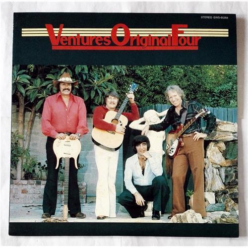 Виниловые пластинки  The Ventures – Ventures Original Four / EWS-81264 в Vinyl Play магазин LP и CD  07379