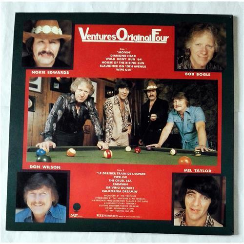 Картинка  Виниловые пластинки  The Ventures – Ventures Original Four / EWS-81264 в  Vinyl Play магазин LP и CD   07379 1