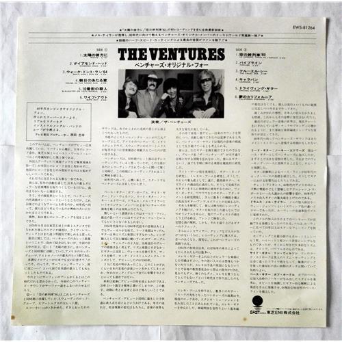 Картинка  Виниловые пластинки  The Ventures – Ventures Original Four / EWS-81264 в  Vinyl Play магазин LP и CD   07379 2