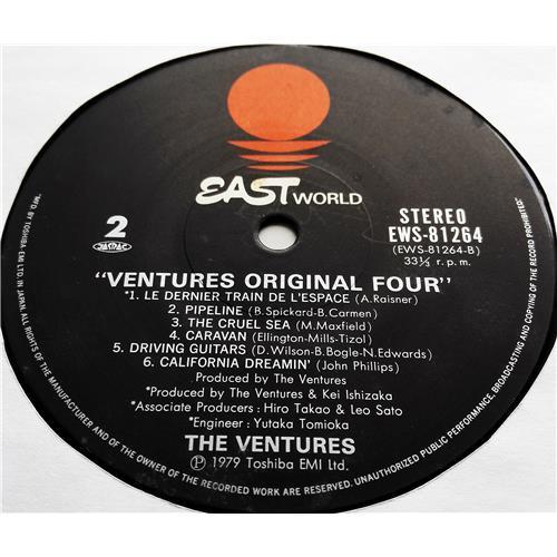 Картинка  Виниловые пластинки  The Ventures – Ventures Original Four / EWS-81264 в  Vinyl Play магазин LP и CD   07379 4
