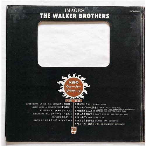 Картинка  Виниловые пластинки  The Walker Brothers – Images / SFX-7081 в  Vinyl Play магазин LP и CD   07600 1