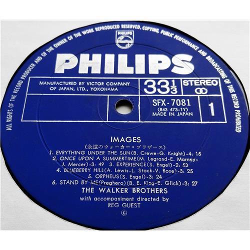 Картинка  Виниловые пластинки  The Walker Brothers – Images / SFX-7081 в  Vinyl Play магазин LP и CD   07600 4
