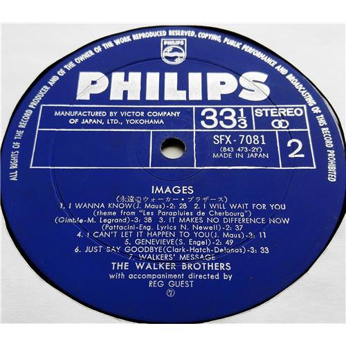 Картинка  Виниловые пластинки  The Walker Brothers – Images / SFX-7081 в  Vinyl Play магазин LP и CD   07600 5