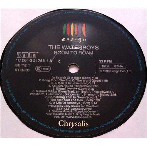 Картинка  Виниловые пластинки  The WaterBoys – Room To Roam / 1C 064-3 21768 1 в  Vinyl Play магазин LP и CD   05103 4