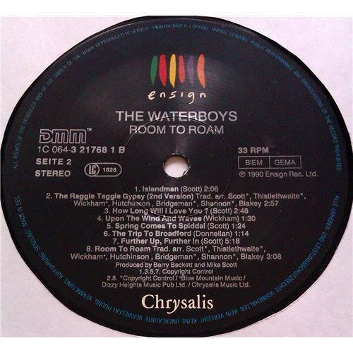 Картинка  Виниловые пластинки  The WaterBoys – Room To Roam / 1C 064-3 21768 1 в  Vinyl Play магазин LP и CD   05103 5