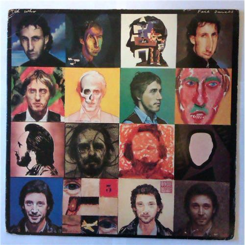 Виниловые пластинки  The Who – Face Dances / HS 3516 в Vinyl Play магазин LP и CD  03821