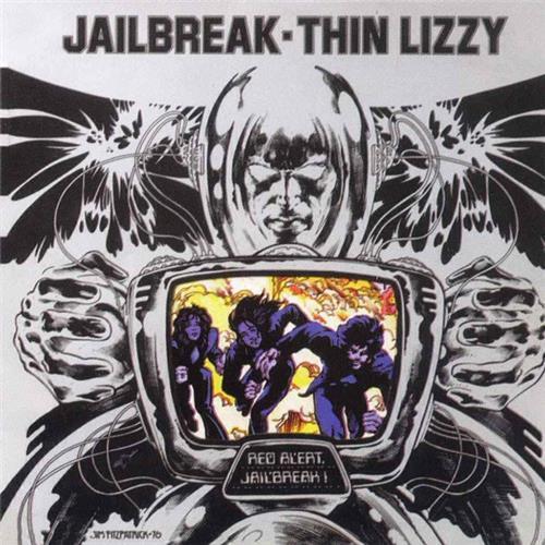 Виниловые пластинки  Thin Lizzy – Jailbreak / 5353563 / Sealed в Vinyl Play магазин LP и CD  07574