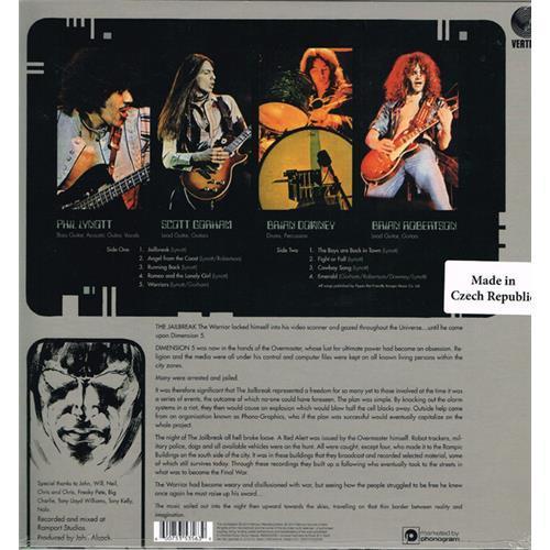 Картинка  Виниловые пластинки  Thin Lizzy – Jailbreak / 5353563 / Sealed в  Vinyl Play магазин LP и CD   07574 1
