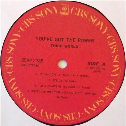 Картинка  Виниловые пластинки  Third World – You've Got The Power / 25AP 2285 в  Vinyl Play магазин LP и CD   04726 4