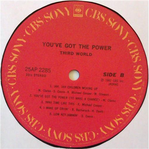 Картинка  Виниловые пластинки  Third World – You've Got The Power / 25AP 2285 в  Vinyl Play магазин LP и CD   04726 5