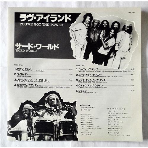 Картинка  Виниловые пластинки  Third World – You've Got The Power / 25AP 2285 в  Vinyl Play магазин LP и CD   07358 2