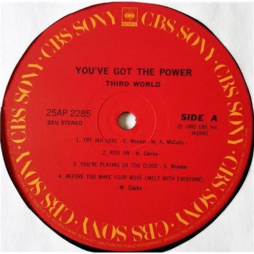 Картинка  Виниловые пластинки  Third World – You've Got The Power / 25AP 2285 в  Vinyl Play магазин LP и CD   07358 3