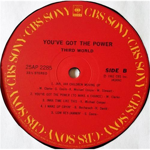 Картинка  Виниловые пластинки  Third World – You've Got The Power / 25AP 2285 в  Vinyl Play магазин LP и CD   07358 4