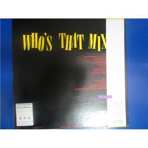 Картинка  Виниловые пластинки  This Year's Blonde – Who's That Mix /  C12Y0293 в  Vinyl Play магазин LP и CD   03108 1