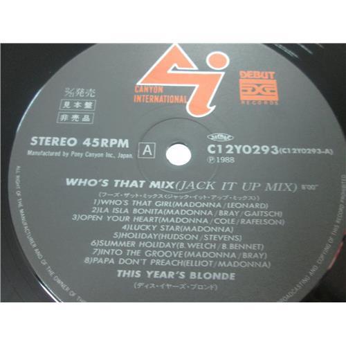 Картинка  Виниловые пластинки  This Year's Blonde – Who's That Mix /  C12Y0293 в  Vinyl Play магазин LP и CD   03108 2