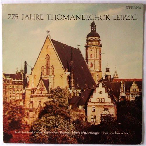 Виниловые пластинки  Thomanerchor – 775 Jahre Thomanerchor Leipzig / 827 999 в Vinyl Play магазин LP и CD  03555