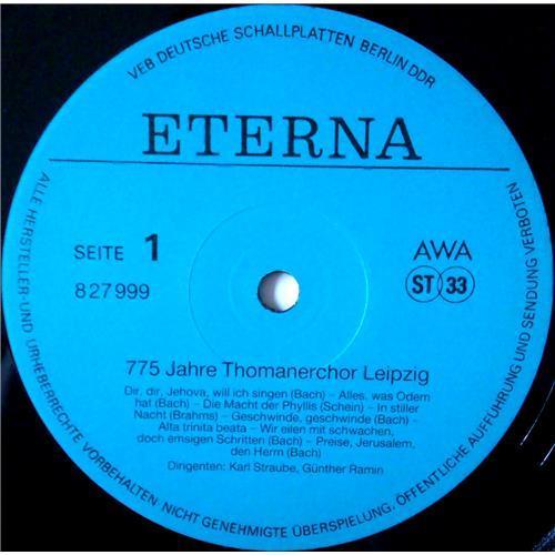Картинка  Виниловые пластинки  Thomanerchor – 775 Jahre Thomanerchor Leipzig / 827 999 в  Vinyl Play магазин LP и CD   03555 2