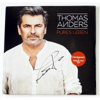 Thomas Anders – Pures Leben / 5054197-6221-1-3 / Sealed