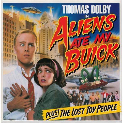Виниловые пластинки  Thomas Dolby – Aliens Ate My Buick / RP28-5616 в Vinyl Play магазин LP и CD  00965