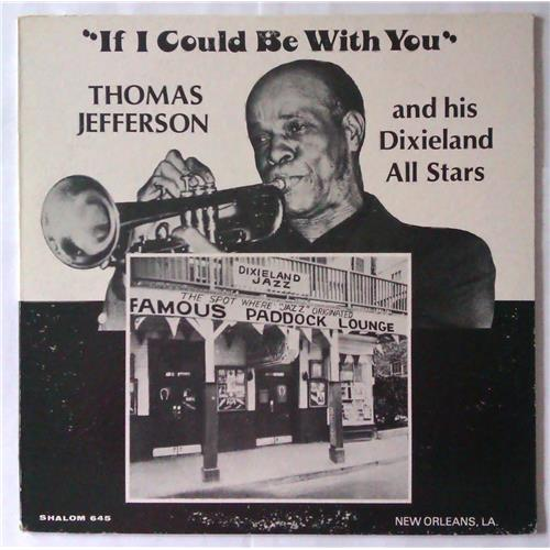 Виниловые пластинки  Thomas Jefferson & His Dixieland All Stars – 'If I Could Be With You' / LP 645 в Vinyl Play магазин LP и CD  04325
