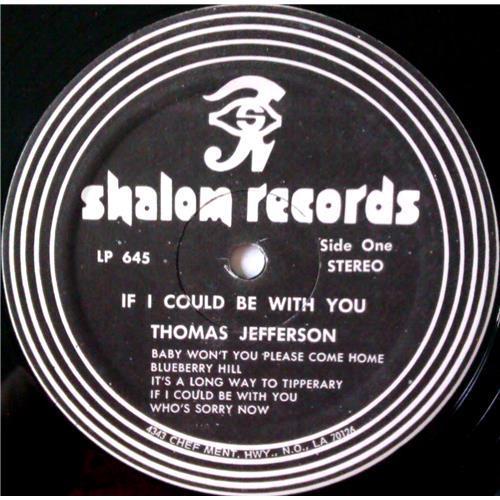 Картинка  Виниловые пластинки  Thomas Jefferson & His Dixieland All Stars – 'If I Could Be With You' / LP 645 в  Vinyl Play магазин LP и CD   04325 2