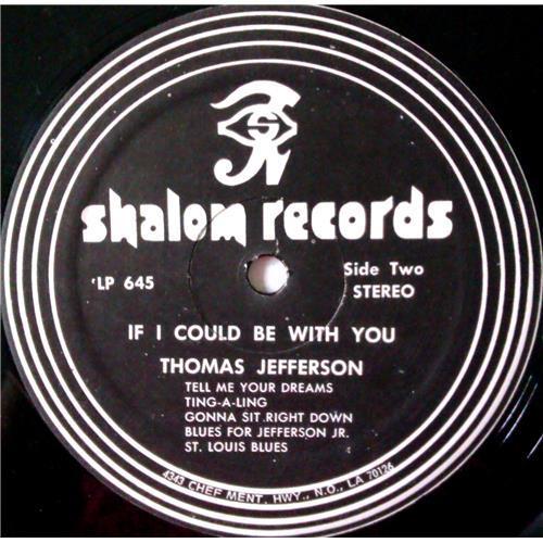 Картинка  Виниловые пластинки  Thomas Jefferson & His Dixieland All Stars – 'If I Could Be With You' / LP 645 в  Vinyl Play магазин LP и CD   04325 3