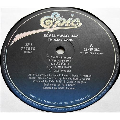 Картинка  Виниловые пластинки  Thomas Lang – Scallywag Jaz / 28·3P-862 в  Vinyl Play магазин LP и CD   07713 4
