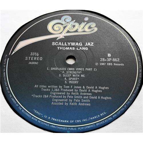 Картинка  Виниловые пластинки  Thomas Lang – Scallywag Jaz / 28·3P-862 в  Vinyl Play магазин LP и CD   07713 5