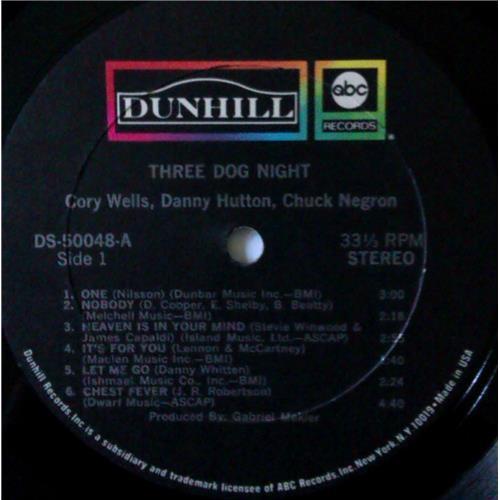 Картинка  Виниловые пластинки  Three Dog Night – Three Dog Night / DS-50048 в  Vinyl Play магазин LP и CD   04281 4