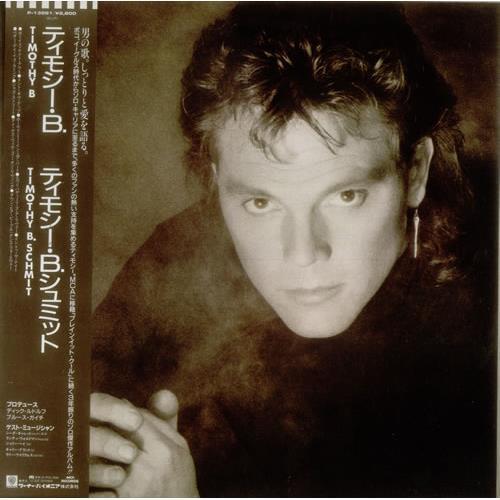 Виниловые пластинки  Timothy B. Schmit – Timothy B / P-13561 в Vinyl Play магазин LP и CD  01780