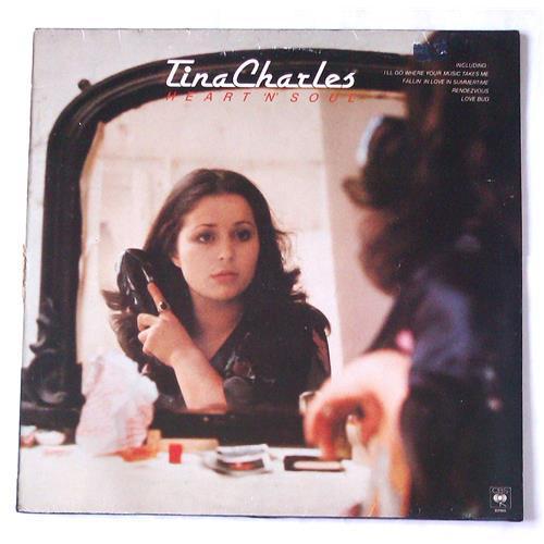 Виниловые пластинки  Tina Charles – Heart 'N' Soul / CBS 82180 в Vinyl Play магазин LP и CD  05918